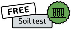 soil test badge
